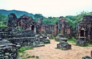 Mỹ Sơn in Vietnam