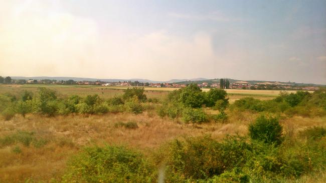 Landschap Tsjechië