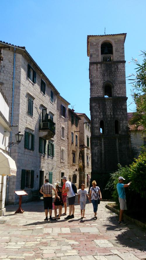 Binnenstad Kotor