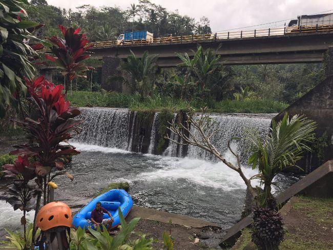 raften in Bali