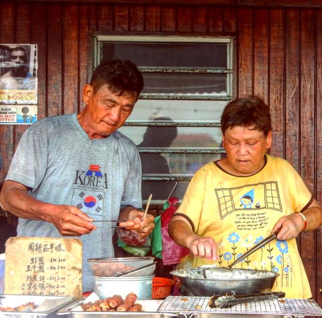 Clan Jetties, Georgetown, Penang
