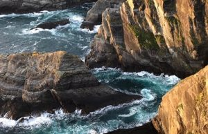 Kliffen Zuidwest Ierland